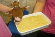 The Gruffalo Inspecting The Crumble
