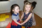 Children Dancing At Daisykins Rugby Nursery