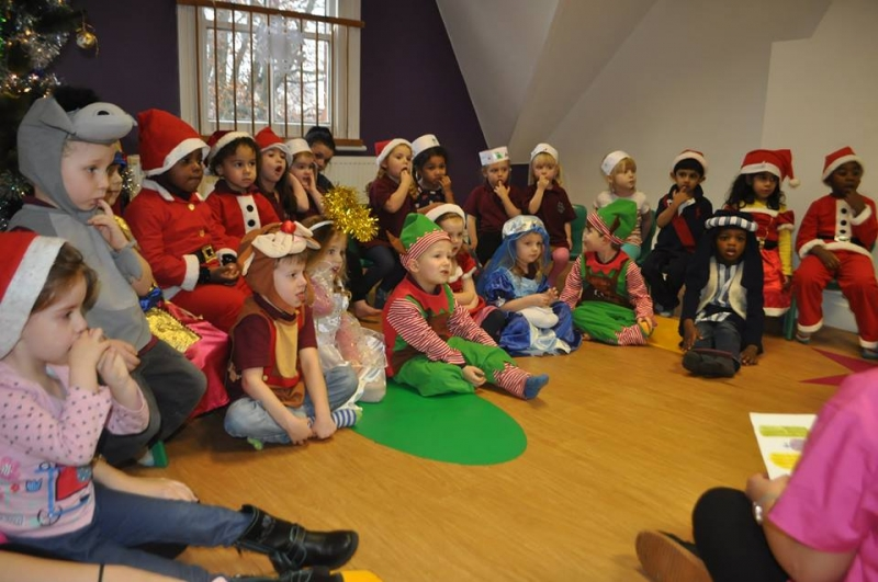 Our Pre-School Christmas Concert