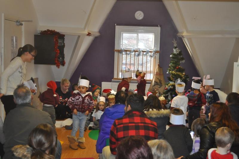 Pre School Christmas Concert 2015