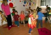 Children enjoy dressing up as animals