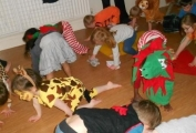 Daisykins children enjoying themselves at our nursery