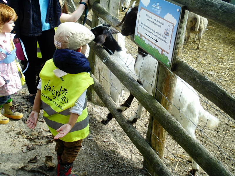 Visiting Hatton Country World