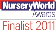 Nursery World Awards Finalist 2012