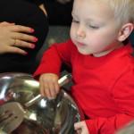 Using Treasure Baskets in Nursery