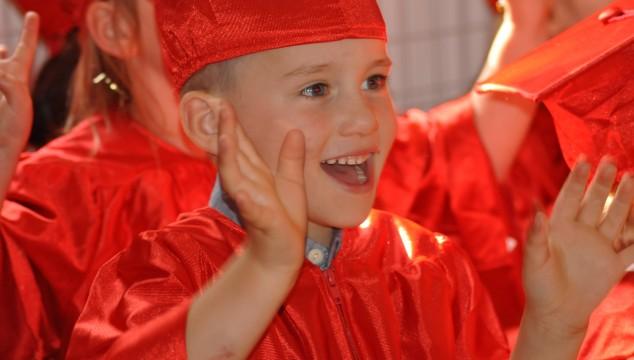 Pre School Graduation 2015