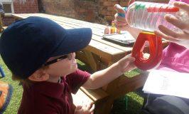 Pre-School Science Experiments