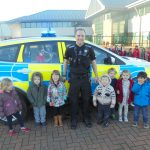 Learning all about safety at Rugby Free Nursery