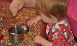 Christmas Craft Morning With Baby Room