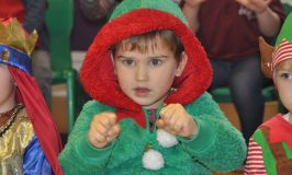 Pre-School's Christmas Concert