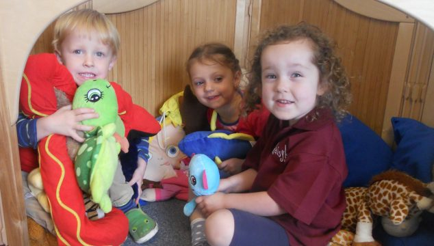 Take A Look At Our Redeveloped Pre-School!