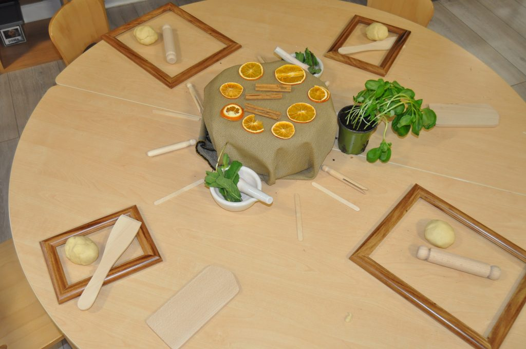 Natural Playdough Exploration At Daisykins @ Rugby Free - Daisykins