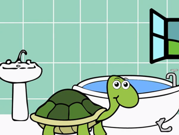 Tiny Tim the turtle song - Daisykins - The Rugby Nursery